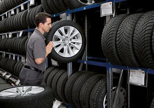 Tire Storage – Starting from $199.99*