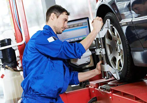 Tire Alignment – Starting from $169.88*