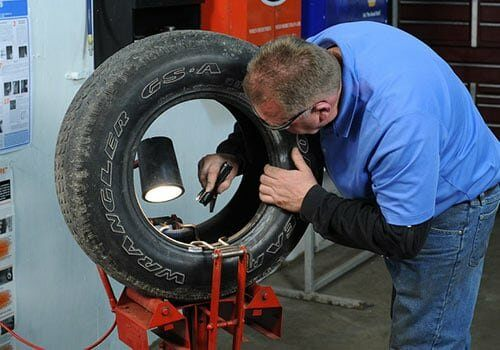 Tire Repair – Starting from $75.83*