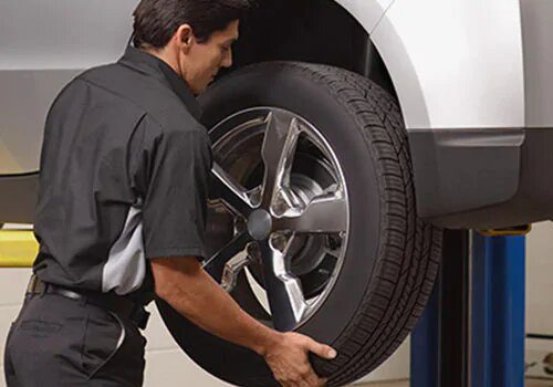 Tire Rotation – Starting from $69.88*